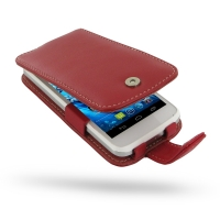 10% OFF + FREE SHIPPING, Buy Best PDair Quality Handmade Protective Acer Liquid Gallant Duo Genuine Leather Flip Case (Red) online. You also can go to the customizer to create your own stylish leather case if looking for additional colors, patterns and ty