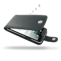 Leather Flip Case for Acer Liquid S2 S520