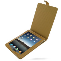 10% OFF + FREE SHIPPING, Buy Best PDair Quality Handmade Protective iPad 3G Genuine Leather Flip Case (Brown Croc Pattern) online. Pouch Sleeve Holster Wallet You also can go to the customizer to create your own stylish leather case if looking for additio