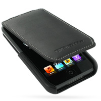 10% OFF + FREE SHIPPING, Buy Best PDair Quality Handmade Protective iPod Touch Genuine Leather Flip Case Ver.3 (Black) online. You also can go to the customizer to create your own stylish leather case if looking for additional colors, patterns and types.