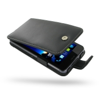 Asus PadFone Infinity Leather Flip Case PDair Premium Hadmade Genuine Leather Protective Case Sleeve Wallet