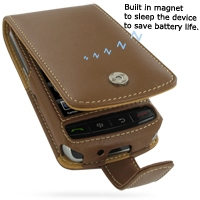 10% OFF + FREE SHIPPING, Buy Best PDair Quality Handmade Protective BlackBerry Storm Genuine Leather Flip Case (Brown) online. Pouch Sleeve Holster Wallet You also can go to the customizer to create your own stylish leather case if looking for additional