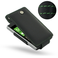 10% OFF + FREE SHIPPING, Buy Best PDair Quality Handmade Protective Dell Venue Pro Genuine Leather Flip Case (Green Stitch) online. You also can go to the customizer to create your own stylish leather case if looking for additional colors, patterns and ty