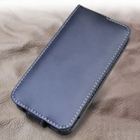 Fujitsu ARROWS NX F-02G Leather Flip Case PDair Premium Hadmade Genuine Leather Protective Case Sleeve Wallet