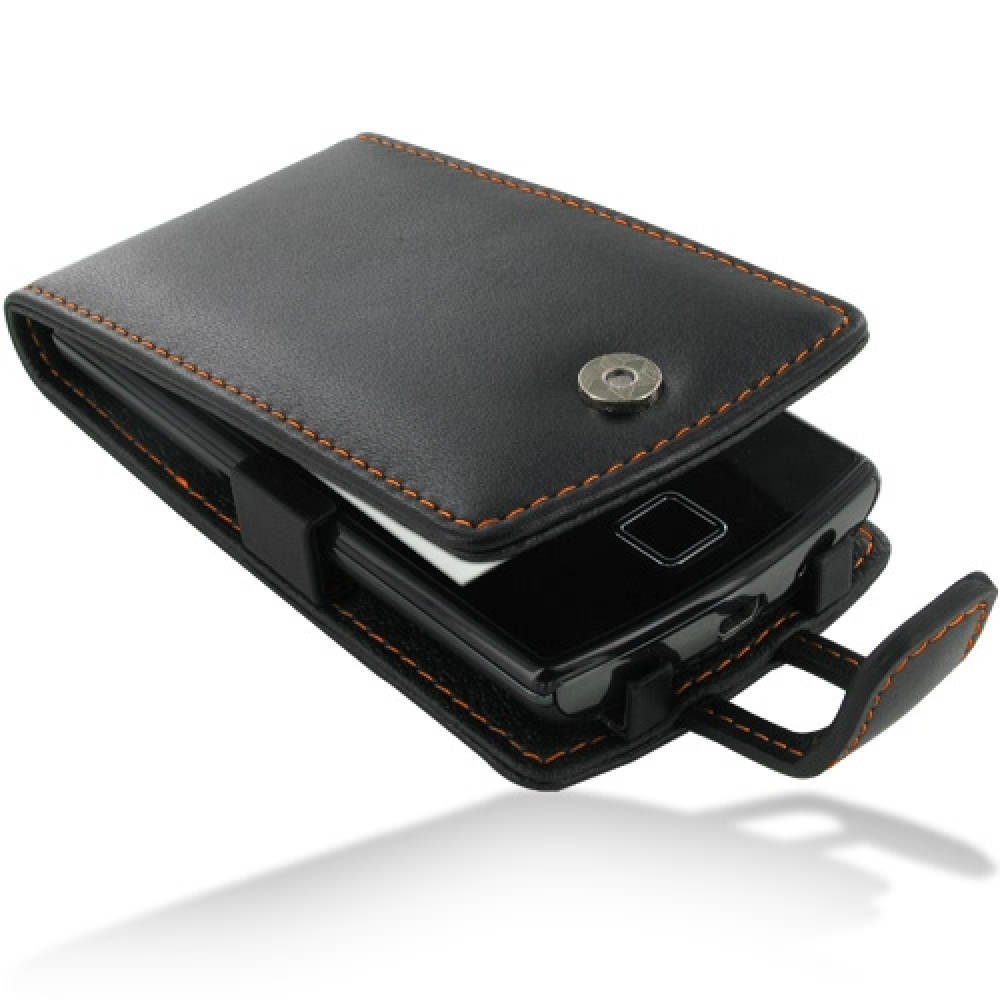 10% OFF + FREE SHIPPING, Buy Best PDair Quality Handmade Protective Garmin nuvifone A50 Genuine Leather Flip Case (Orange Stitch) You also can go to the customizer to create your own stylish leather case if looking for additional colors, patterns and type