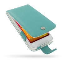 10% OFF + FREE SHIPPING, Buy Best PDair Top Quality Handmade Protective HTC Butterfly 2 Leather Flip Case (Aqua) online. Pouch Sleeve Holster Wallet You also can go to the customizer to create your own stylish leather case if looking for additional colors