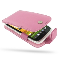 10% OFF + FREE SHIPPING, Buy Best PDair Top Quality Handmade Protective HTC Desire X Leather Flip Case (Petal Pink) online. Pouch Sleeve Holster Wallet You also can go to the customizer to create your own stylish leather case if looking for additional col