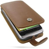 10% OFF + FREE SHIPPING, Buy Best PDair Top Quality Handmade Protective HTC Desire Z / T-mobile G2 Leather Flip Case (Brown). Pouch Sleeve Holster Wallet You also can go to the customizer to create your own stylish leather case if looking for additional c