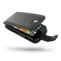 Leather Flip Case for HTC One SV C525e