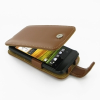 10% OFF + FREE SHIPPING, Buy Best PDair Top Quality Handmade Protective HTC One V Leather Flip Case (Brown) online. Pouch Sleeve Holster Wallet You also can go to the customizer to create your own stylish leather case if looking for additional colors, pat