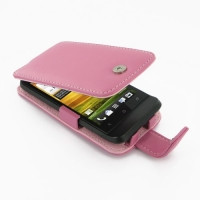 10% OFF + FREE SHIPPING, Buy Best PDair Top Quality Handmade Protective HTC One V Leather Flip Case (Petal Pink) online. Pouch Sleeve Holster Wallet You also can go to the customizer to create your own stylish leather case if looking for additional colors