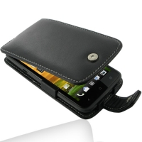 HTC One X+ Plus Leather Flip Case PDair Premium Hadmade Genuine Leather Protective Case Sleeve Wallet