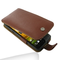 10% OFF + FREE SHIPPING, Buy PDair Top Quality Handmade Protective HTC One X / One XL Leather Flip Case (Brown Pebble Leather). Pouch Sleeve Holster Wallet You also can go to the customizer to create your own stylish leather case if looking for additional