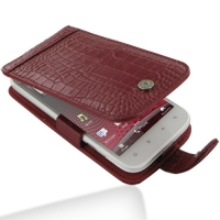 10% OFF + FREE SHIPPING, Buy Best PDair Top Quality Handmade Protective HTC Sensation XL Leather Flip Case (Red Croc Pattern) You also can go to the customizer to create your own stylish leather case if looking for additional colors, patterns and types.