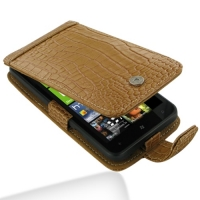 10% OFF + FREE SHIPPING, Buy Best PDair Top Quality Handmade Protective HTC Titan Leather Flip Case (Brown Croc Pattern) online. Pouch Sleeve Holster Wallet You also can go to the customizer to create your own stylish leather case if looking for additiona