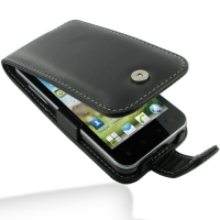 Leather Flip Case for Huawei Honor U8860