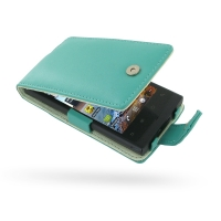 10% OFF + FREE SHIPPING, Buy Best PDair Top Quality Handmade Protective Huawei IDEOS X6 / Ascend X Leather Flip Case (Aqua). Pouch Sleeve Holster Wallet You also can go to the customizer to create your own stylish leather case if looking for additional co