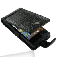10% OFF + FREE SHIPPING, Buy PDair Quality Handmade Protective Huawei IDEOS X6 / Ascend X Leather Flip Case (Black Croc Pattern) online. You also can go to the customizer to create your own stylish leather case if looking for additional colors, patterns a
