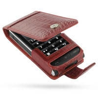 10% OFF + FREE SHIPPING, Buy Best PDair Top Quality Handmade Protective LG Viewty KU990 Leather Flip Case (Red Croc Pattern). Pouch Sleeve Holster Wallet You also can go to the customizer to create your own stylish leather case if looking for additional c