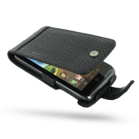 10% OFF + FREE SHIPPING, Buy PDair Top Quality Handmade Protective Motorola Atrix HD Leather Flip Case (Black Croc Pattern) online. You also can go to the customizer to create your own stylish leather case if looking for additional colors, patterns and ty