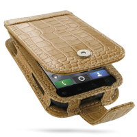 10% OFF + FREE SHIPPING, Buy PDair Quality Handmade Protective Motorola Defy MB525 / Defy Plus Leather Flip Case (Brown Croc Pattern). You also can go to the customizer to create your own stylish leather case if looking for additional colors, patterns and
