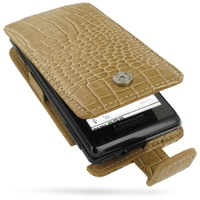 10% OFF + FREE SHIPPING, Buy Best PDair Top Quality Handmade Protective Motorola DROID Leather Flip Case (Brown Croc Pattern) You also can go to the customizer to create your own stylish leather case if looking for additional colors, patterns and types.