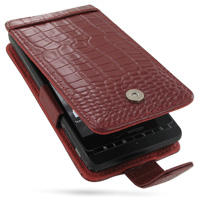10% OFF + FREE SHIPPING, Buy PDair Quality Handmade Protective Motorola DROID X / Milestone X Leather Flip Case (Red Croc Pattern) online. You also can go to the customizer to create your own stylish leather case if looking for additional colors, patterns