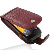 10% OFF + FREE SHIPPING, Buy Best PDair Top Quality Handmade Protective Nokia 701 Leather Flip Case (Red Croc Pattern) online. Pouch Sleeve Holster Wallet You also can go to the customizer to create your own stylish leather case if looking for additional