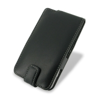 Nokia Lumia 625 Leather Flip Case PDair Premium Hadmade Genuine Leather Protective Case Sleeve Wallet
