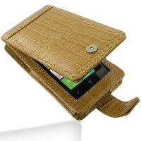 10% OFF + FREE SHIPPING, Buy PDair Top Quality Handmade Protective Nokia Lumia 800 Leather Flip Case (Brown Croc Pattern) online. Pouch Sleeve Holster Wallet You also can go to the customizer to create your own stylish leather case if looking for addition
