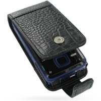 10% OFF + FREE SHIPPING, Buy Best PDair Top Quality Handmade Protective Nokia N81 Leather Flip Case (Black Croc Pattern) online. Pouch Sleeve Holster Wallet You also can go to the customizer to create your own stylish leather case if looking for additiona