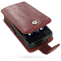 10% OFF + FREE SHIPPING, Buy Best PDair Top Quality Handmade Protective Nokia N900 Leather Flip Case (Red Croc Pattern) online. Pouch Sleeve Holster Wallet You also can go to the customizer to create your own stylish leather case if looking for additional