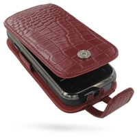 10% OFF + FREE SHIPPING, Buy Best PDair Top Quality Handmade Protective Nokia N97 mini Leather Flip Case (Red Croc Pattern). Pouch Sleeve Holster Wallet You also can go to the customizer to create your own stylish leather case if looking for additional co