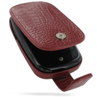 10% OFF + FREE SHIPPING, Buy Best PDair Top Quality Handmade Protective Palm Pre Leather Flip Case (Red Croc Pattern) online. Pouch Sleeve Holster Wallet You also can go to the customizer to create your own stylish leather case if looking for additional c