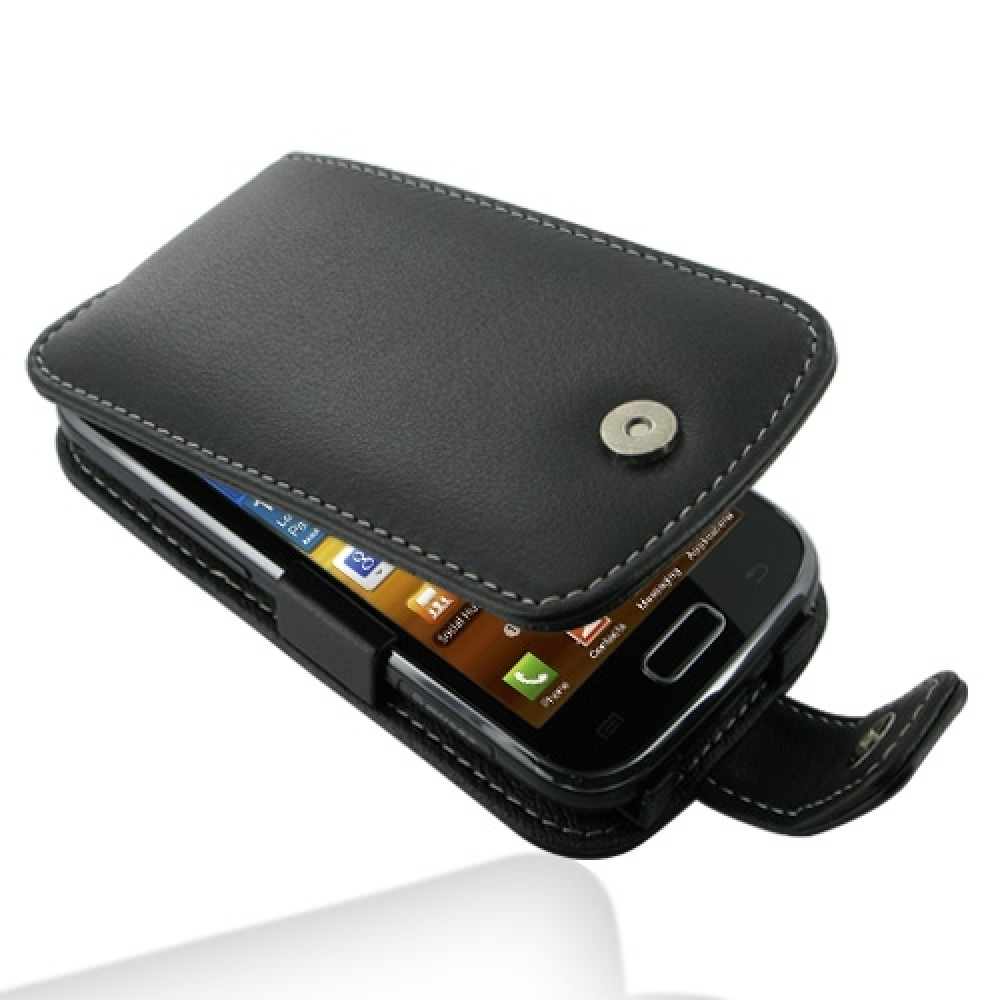 Samsung Galaxy Ace 2 Leather Flip Case PDair Sleeve