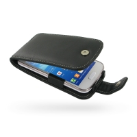 Leather Flip Case for Samsung Galaxy Ace 3 GT-S7270