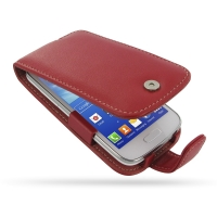10% OFF + FREE SHIPPING, Buy Best PDair Top Quality Handmade Protective Samsung Galaxy Ace 3 Leather Flip Case (Red) online. Pouch Sleeve Holster Wallet You also can go to the customizer to create your own stylish leather case if looking for additional co
