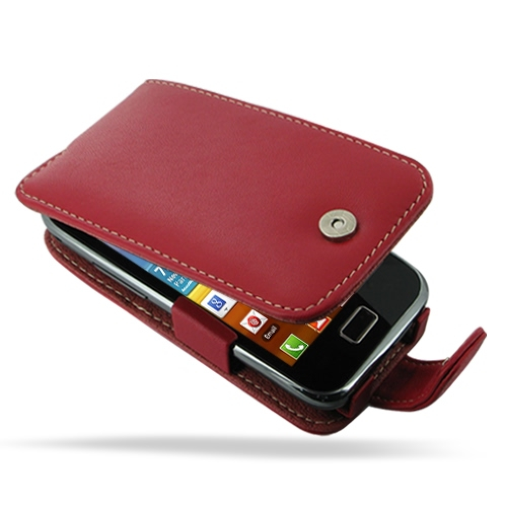 10% OFF + FREE SHIPPING, Buy Best PDair Top Quality Handmade Protective Samsung Galaxy Ace Plus Leather Flip Case (Red) online. Pouch Sleeve Holster Wallet You also can go to the customizer to create your own stylish leather case if looking for additional