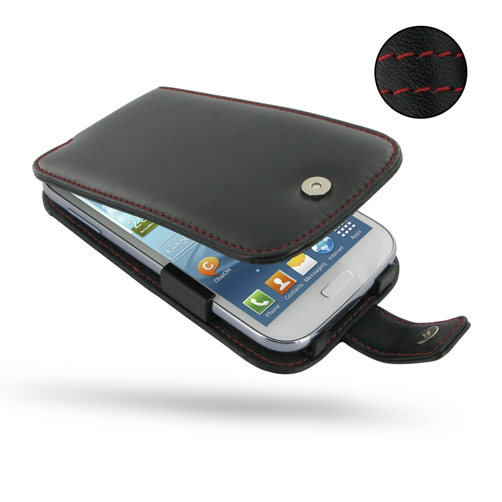 10% OFF + FREE SHIPPING, Buy Best PDair Top Quality Handmade Protective Samsung Galaxy Grand Leather Flip Case (Red Stitch). Pouch Sleeve Holster Wallet You also can go to the customizer to create your own stylish leather case if looking for additional co