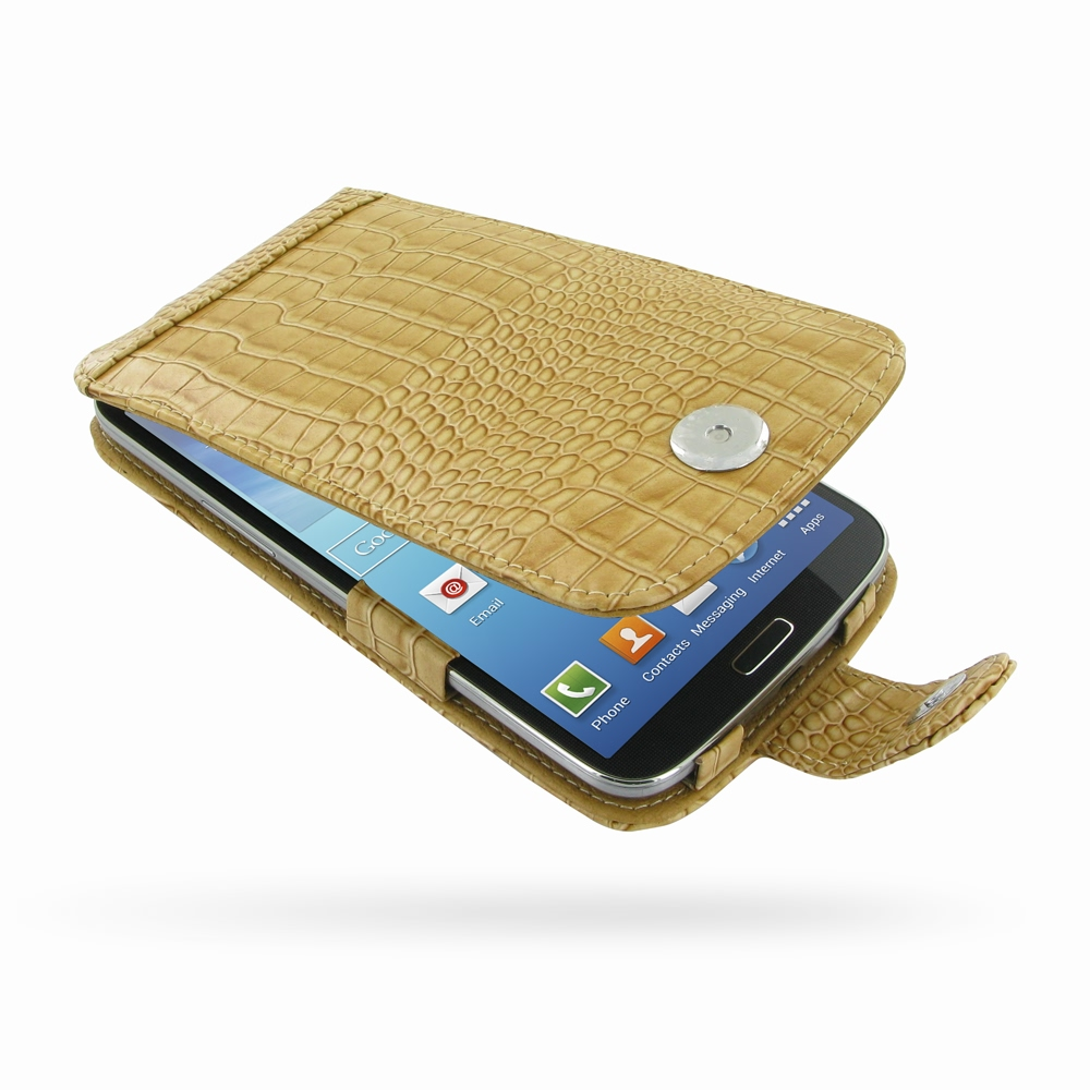 10% OFF + FREE SHIPPING, Buy Best PDair Quality Handmade Protective Samsung Galaxy Mega 6.3 Leather Flip Case (Brown Croc Pattern). You also can go to the customizer to create your own stylish leather case if looking for additional colors, patterns and ty