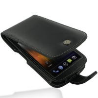 Leather Flip Case for Samsung Galaxy Nexus GT-i9250 SCH-i515