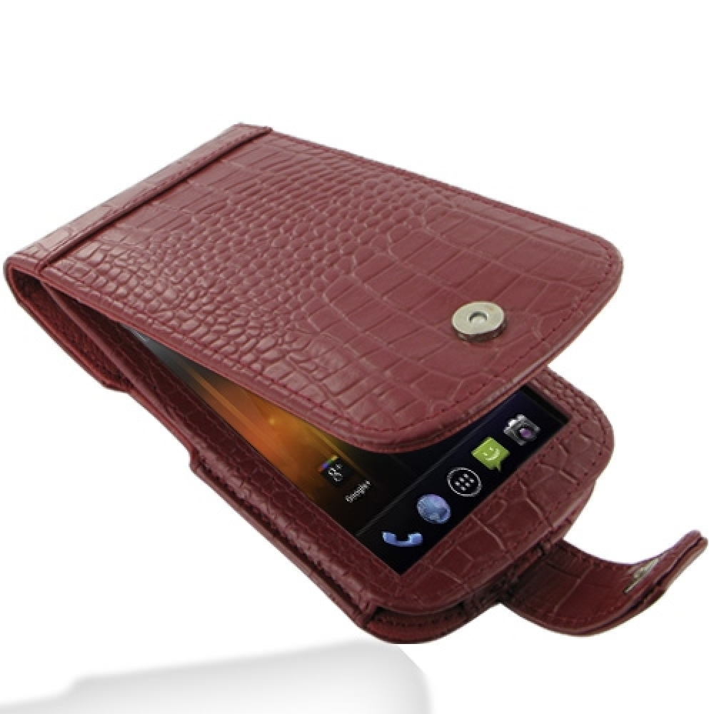 10% OFF + FREE SHIPPING, Buy PDair Top Quality Handmade Protective Samsung Galaxy Nexus Leather Flip Case (Red Croc Pattern) online. You also can go to the customizer to create your own stylish leather case if looking for additional colors, patterns and t
