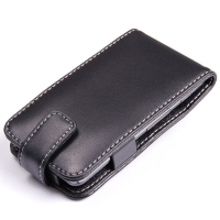 Leather Flip Case for Samsung Galaxy Player 3.6 YP-GS1CB