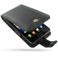10% OFF + FREE SHIPPING, Buy Best PDair Top Quality Handmade Protective Samsung Galaxy S2 Leather Flip Case (Green Stitch). Pouch Sleeve Holster Wallet You also can go to the customizer to create your own stylish leather case if looking for additional col