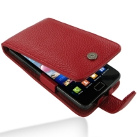10% OFF + FREE SHIPPING, Buy PDair Top Quality Handmade Protective Samsung Galaxy S2 Leather Flip Case (Red Pebble Leather) online. You also can go to the customizer to create your own stylish leather case if looking for additional colors, patterns and ty