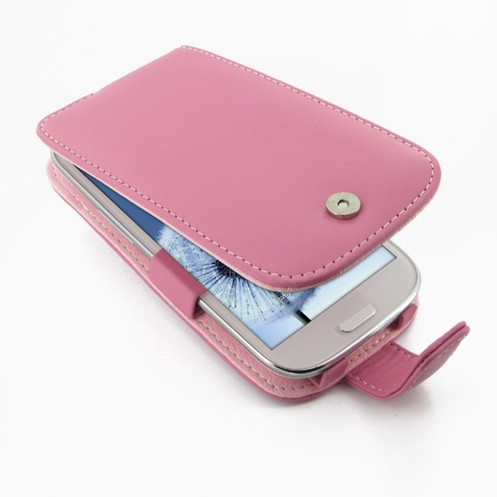 10% OFF + FREE SHIPPING, Buy Best PDair Top Quality Handmade Protective Samsung Galaxy S3 Leather Flip Case (Petal Pink) online. Pouch Sleeve Holster Wallet You also can go to the customizer to create your own stylish leather case if looking for additiona