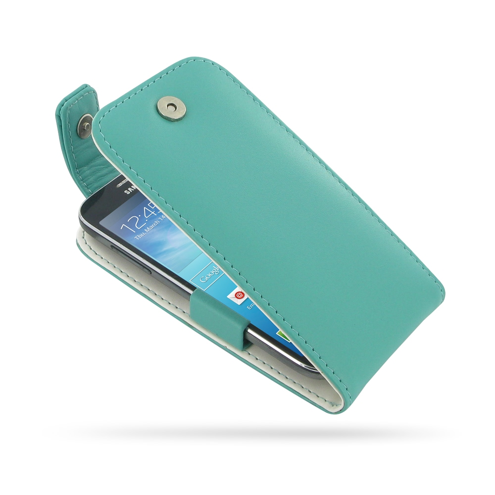 10% OFF + FREE SHIPPING, Buy Best PDair Top Quality Handmade Protective Samsung Galaxy S4 Mini Leather Flip Case (Aqua) online. Pouch Sleeve Holster Wallet You also can go to the customizer to create your own stylish leather case if looking for additional