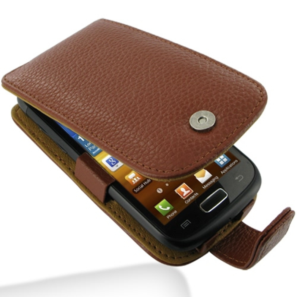 10% OFF + FREE SHIPPING, Buy PDair Top Quality Handmade Protective Samsung Galaxy W Leather Flip Case (Brown Pebble Leather) online. You also can go to the customizer to create your own stylish leather case if looking for additional colors, patterns and t