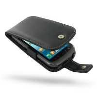 Leather Flip Case for Samsung Galaxy Xcover 2 GT-S7710