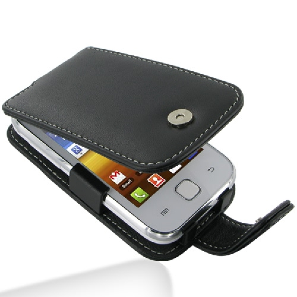 10% OFF + FREE SHIPPING, Buy Best PDair Top Quality Handmade Protective Samsung Galaxy Y Leather Flip Case (Black) online. Pouch Sleeve Holster Wallet You also can go to the customizer to create your own stylish leather case if looking for additional colo
